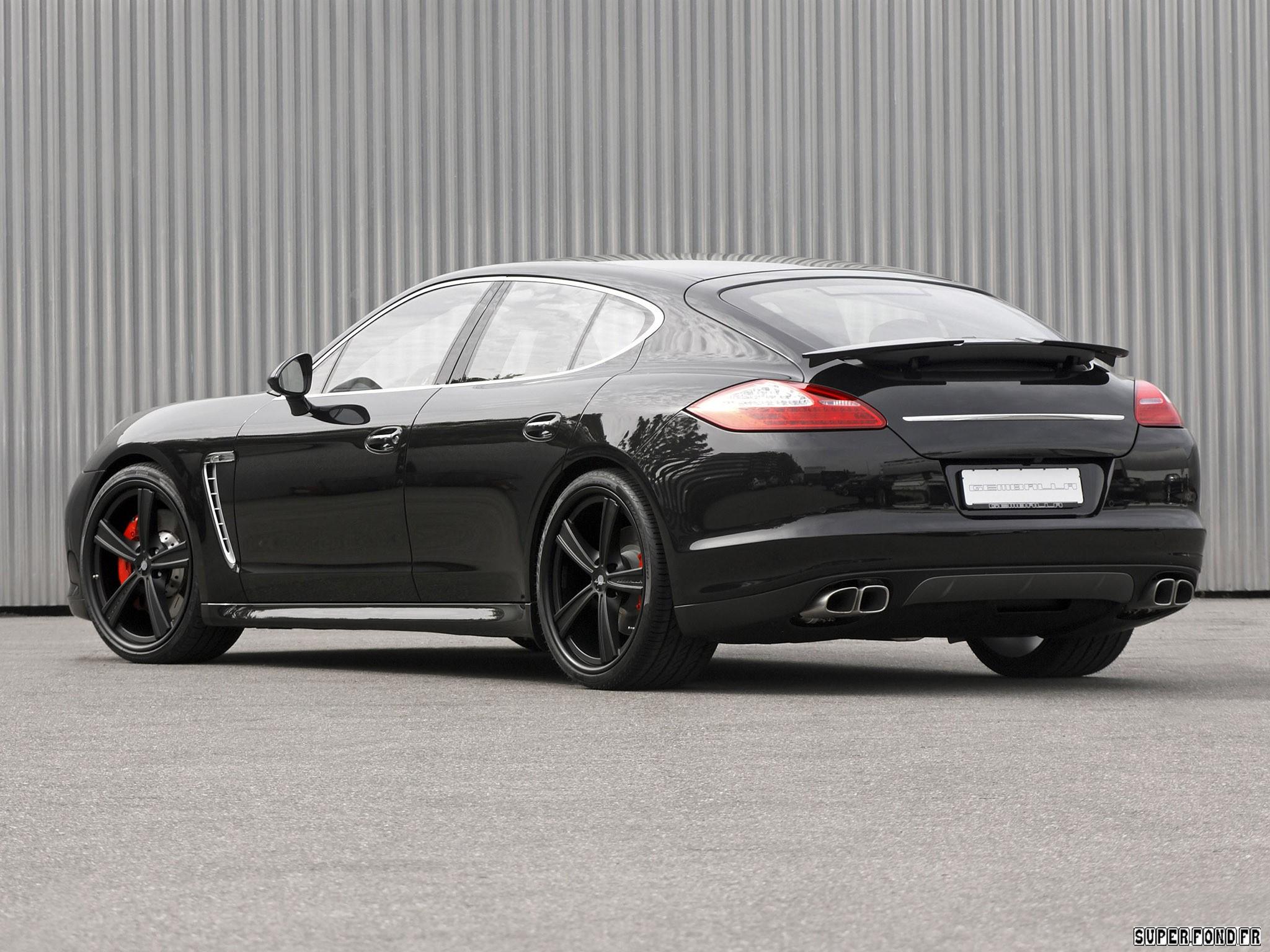 2009 Gemballa - Porsche Panamera E2B