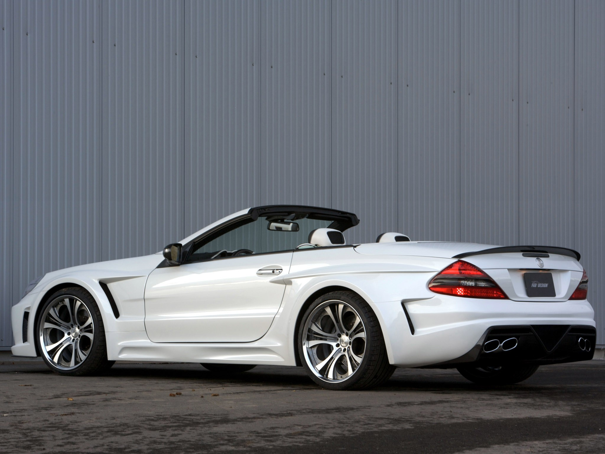 2010 Fab Design - Mercedes SL Ultimate R230