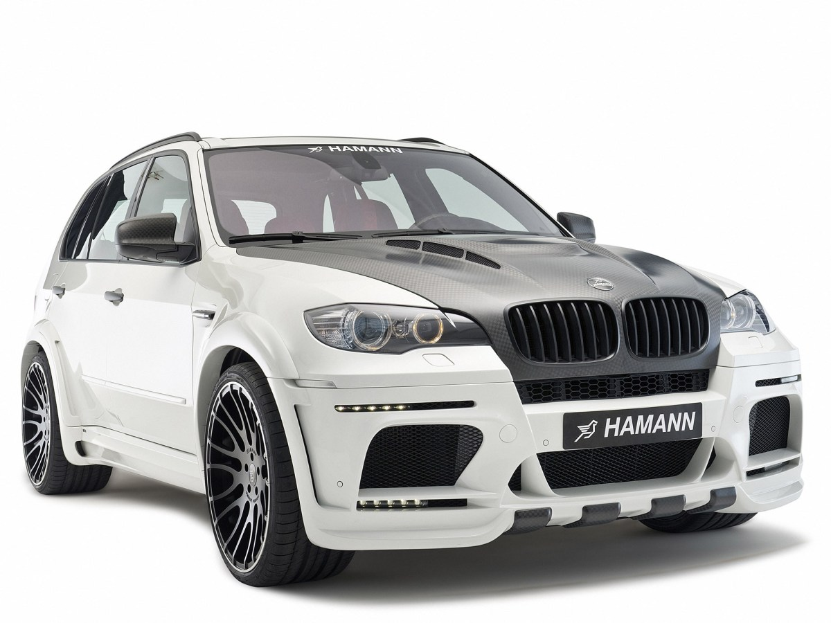 2010 Hamann - Bmw X5 Flash Evo M E70