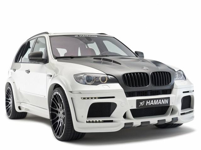 2010 Hamann - Bmw X5 Flash Evo M E70