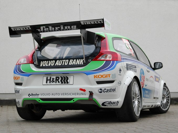 2010 Heico Sportiv - Volvo C30 HS3