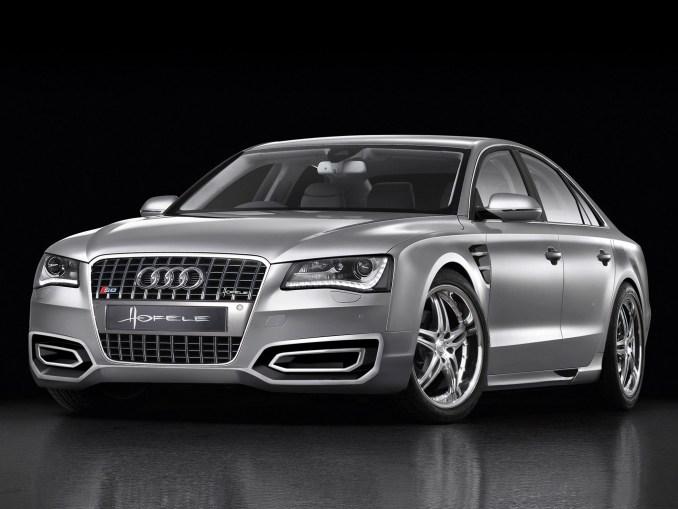 2010 Hofele Design - Audi A8 D4