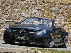 2010 Inden Design - Mercedes SL63 AMG