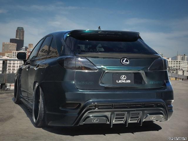 2010 Lexus RX450h - EST Styling