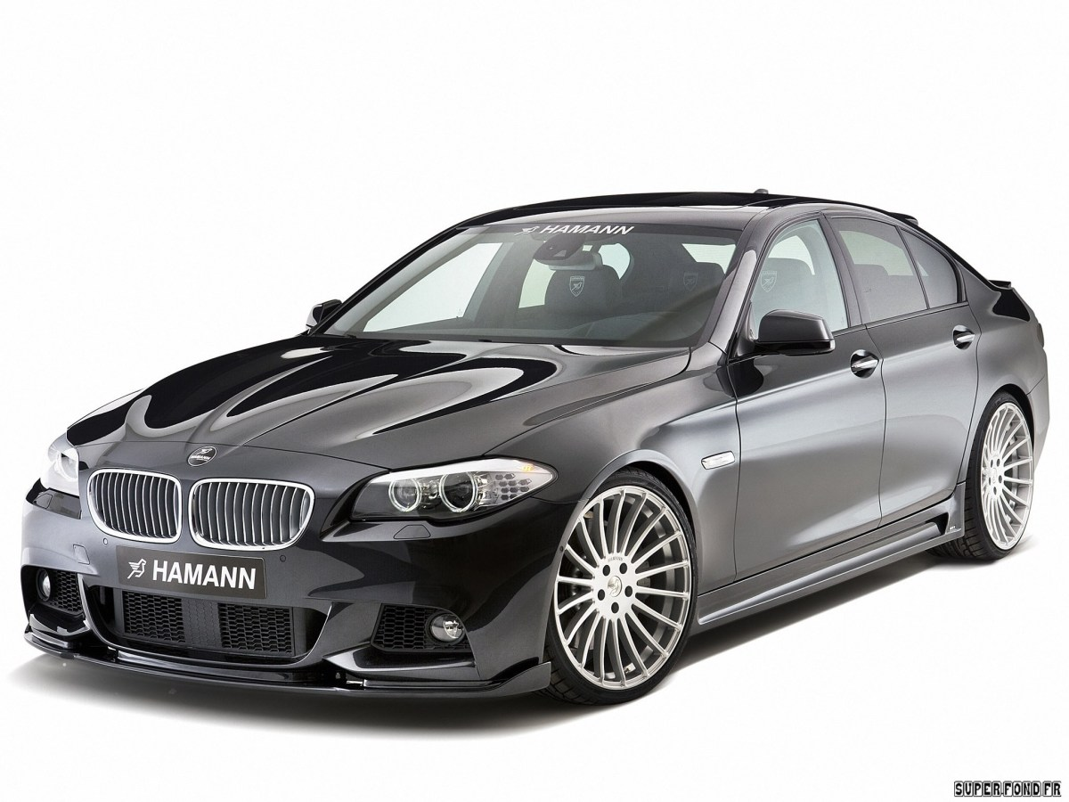 2011 Hamann - Bmw 5 Series M Technik F10