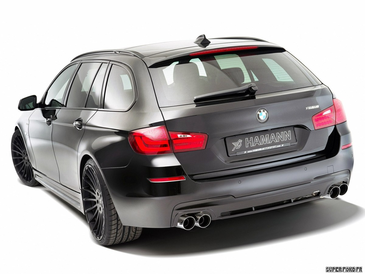 2011 Hamann - Bmw 5 Series M Technik Touring F11