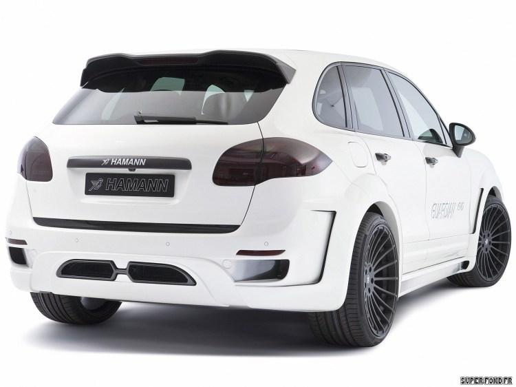 2011 Hamann - Porsche Cayenne Guardian Evo