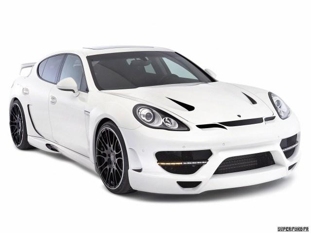 2011 Hamann - Porsche Panamera Cyrano Widebody