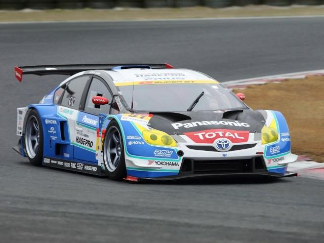 2012 Super GT - Toyota Prius GT300