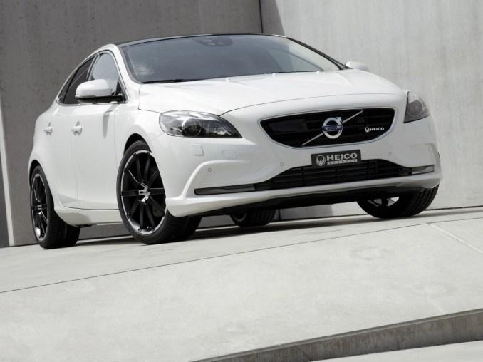 2012 Heico Sportiv - Volvo V40