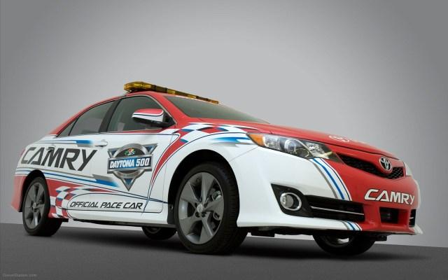 2012 Toyota Camry - Daytona 500 Pace Car