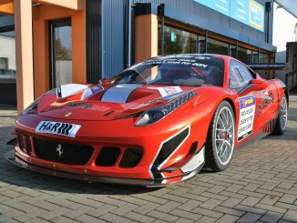 2013 H&R - Ferrari 458 Competition Racing One