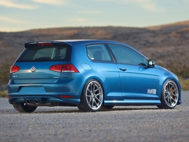 2013 H&R - Volkswagen Golf