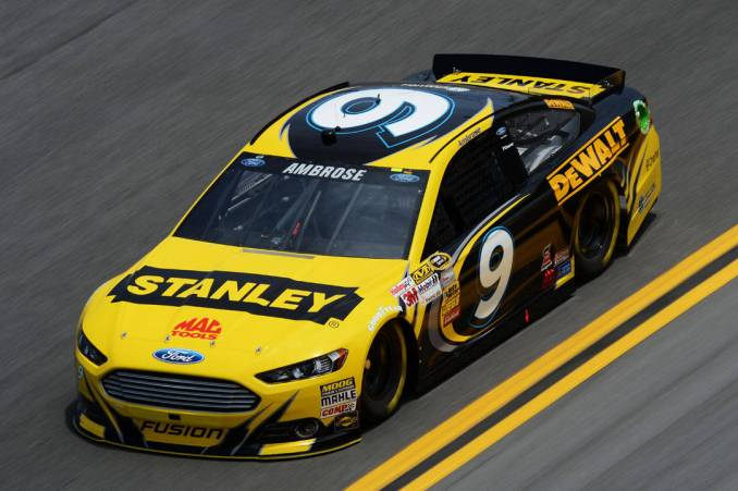 2013 Marcos Ambrose - Ford Fusion