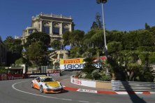 2013 Porsche Supercup - Monaco - Sean Edwards