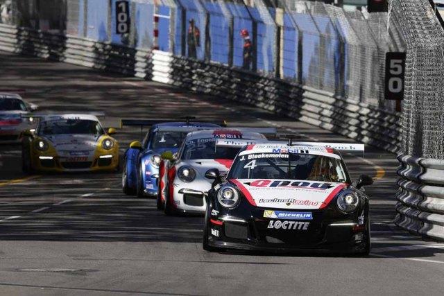2013 Porsche Supercup - Monaco - Jeroen Bleekemolen