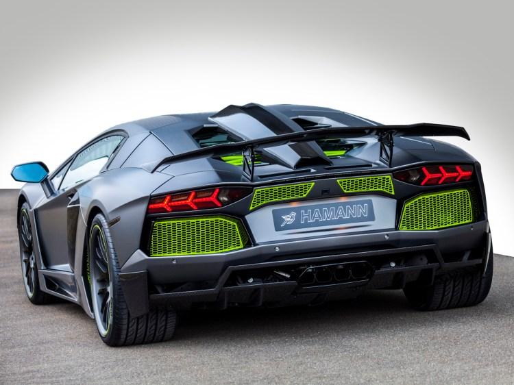 2014 Hamann - Lamborghini Aventador
