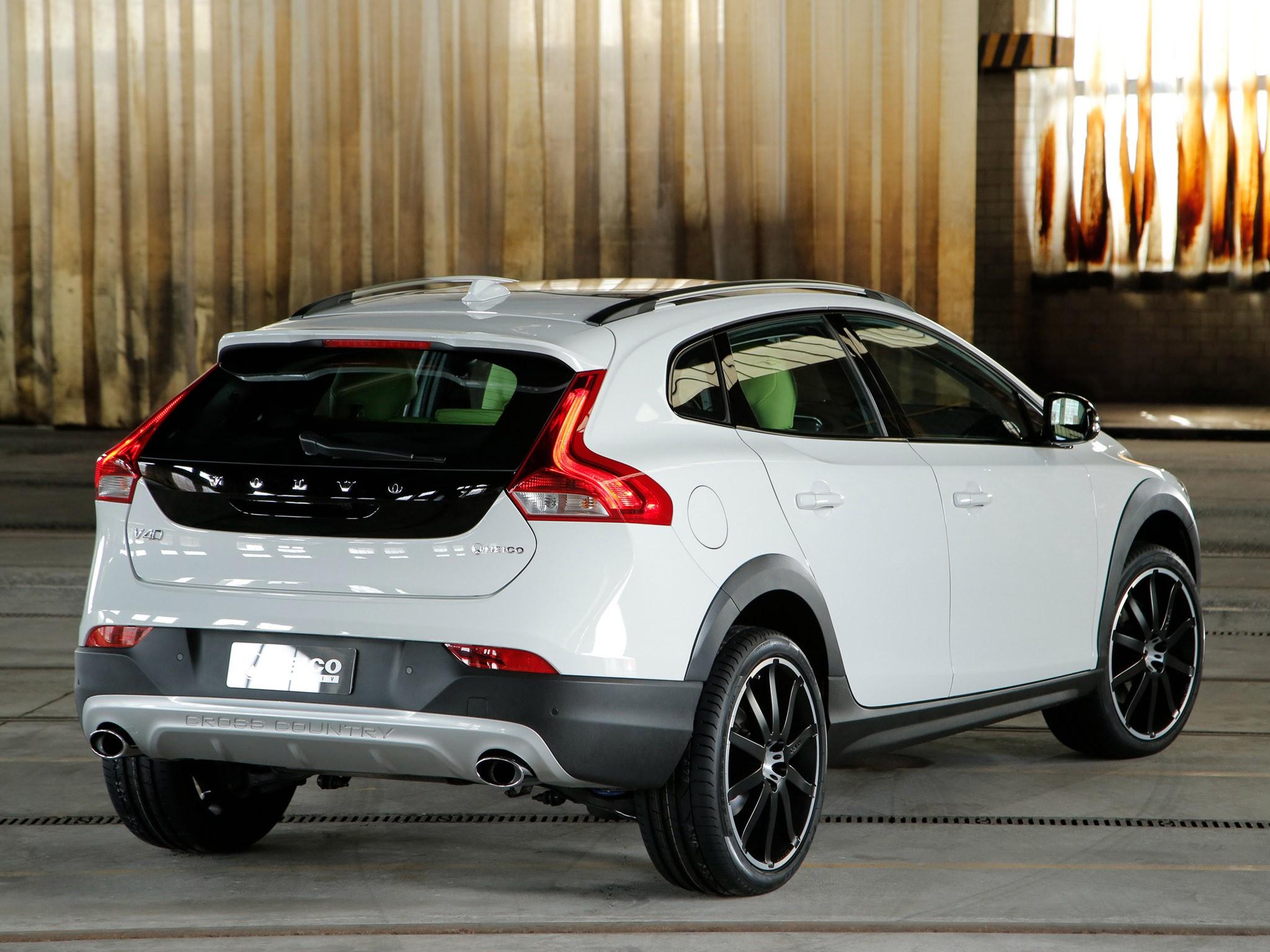 2014 Heico Sportiv - Volvo V40 cross country