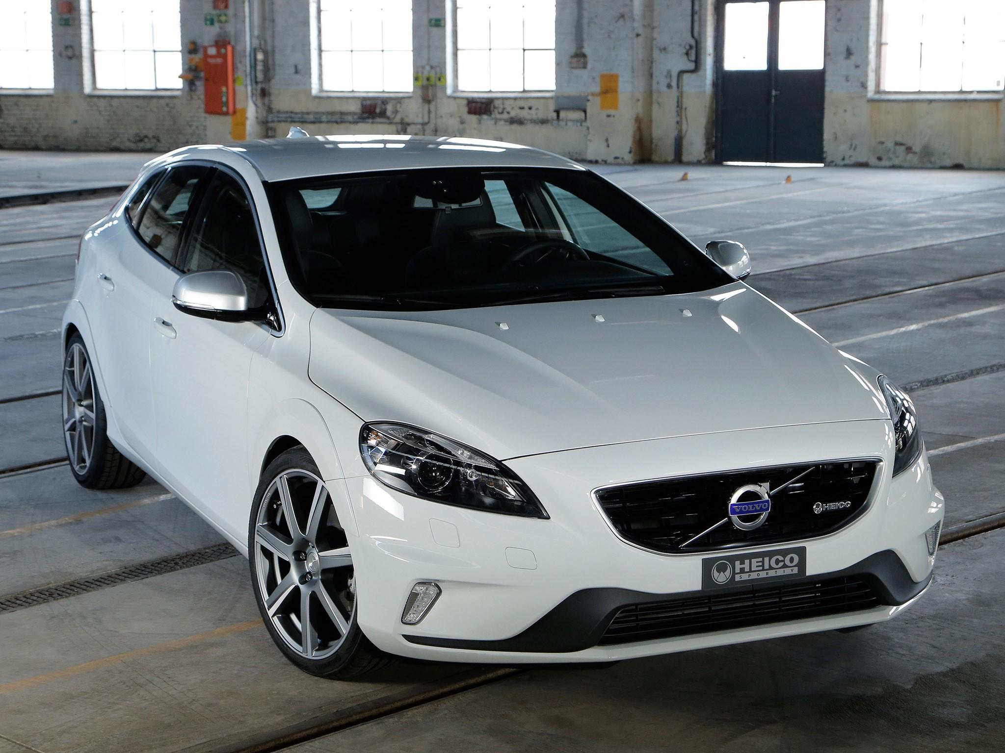 2014 Heico Sportiv - Volvo V40 R-Design