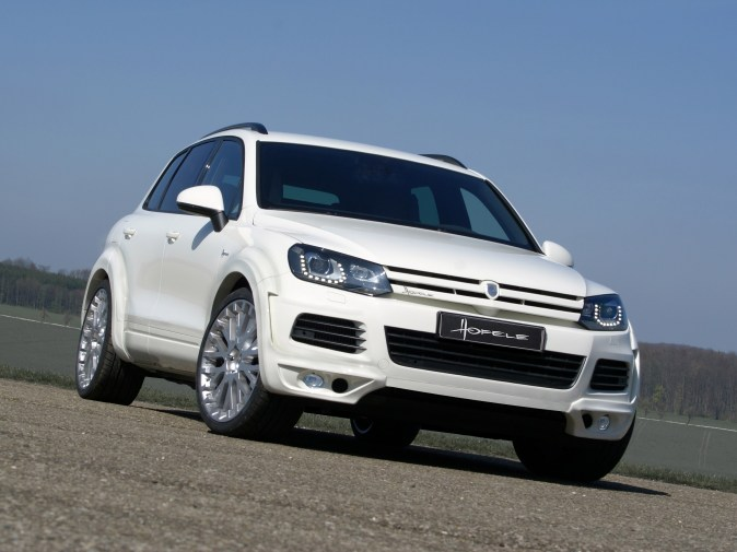 2014 Hofele Design - Volkswagen Touareg V6 TDI Bluemotion