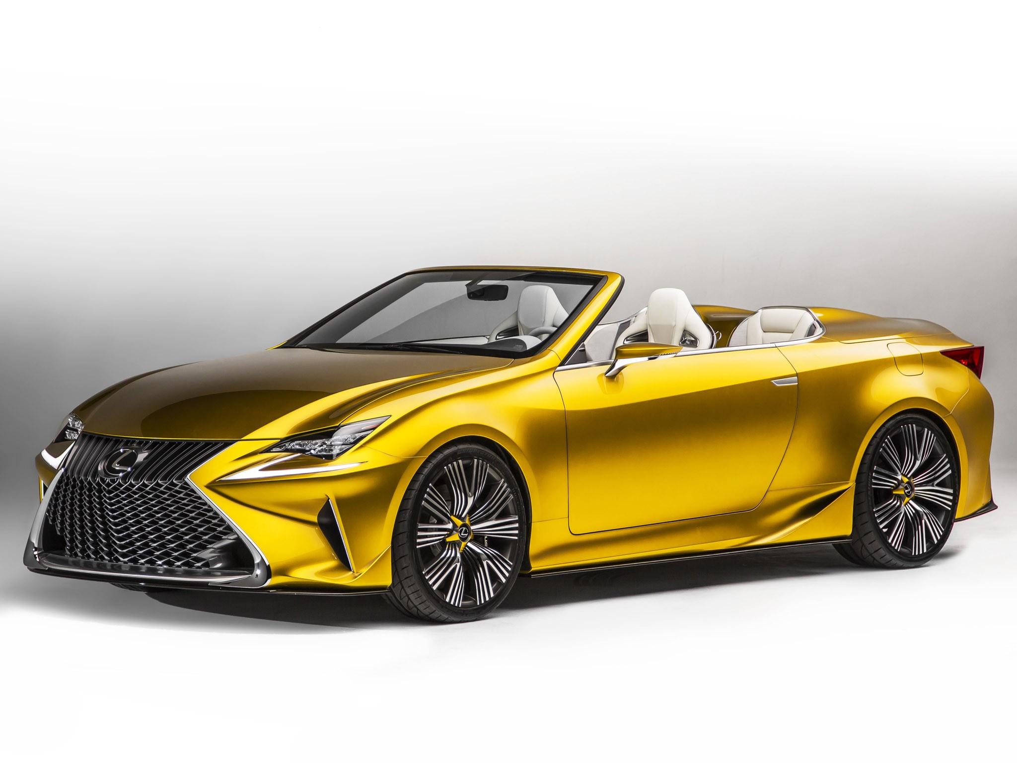 Lexus LF C2 Concept 2014