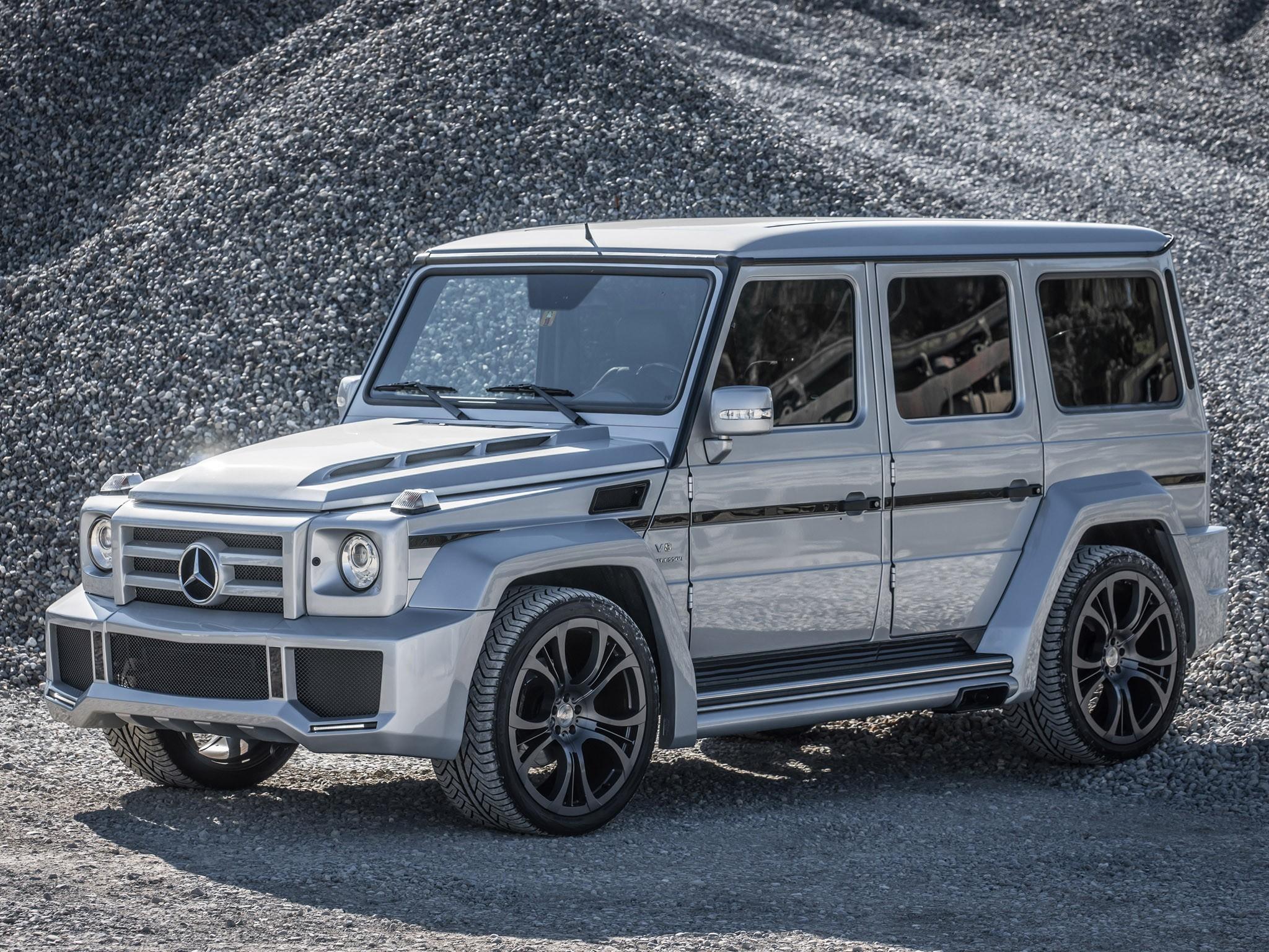2015 Fab Design - Mercedes G Klasse W463