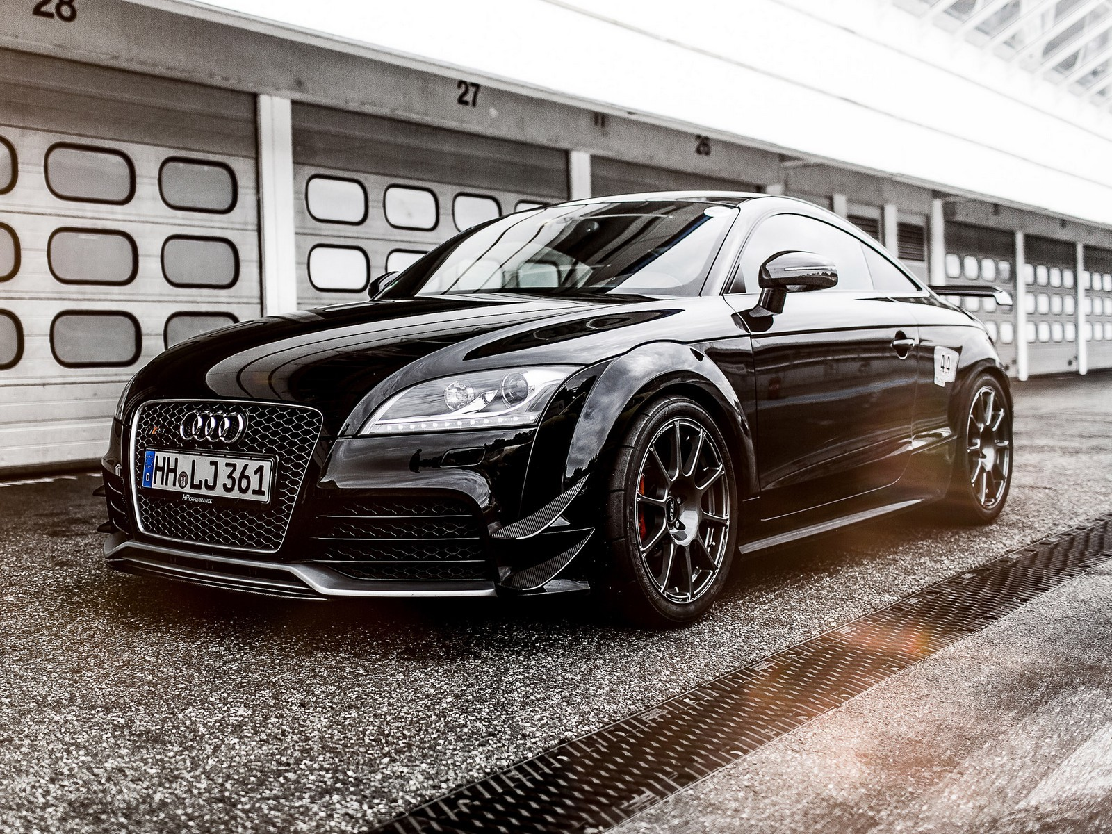 2015 HPerformance - Audi TT-RS Coupe
