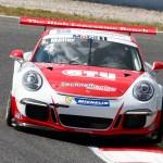 2015 Porsche Supercup - Barcelona - Sven Muller
