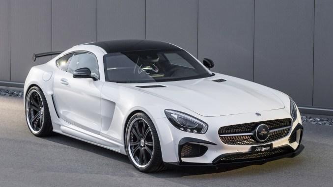 2016 Fab Design - AMG Mercedes GT S Areion C190