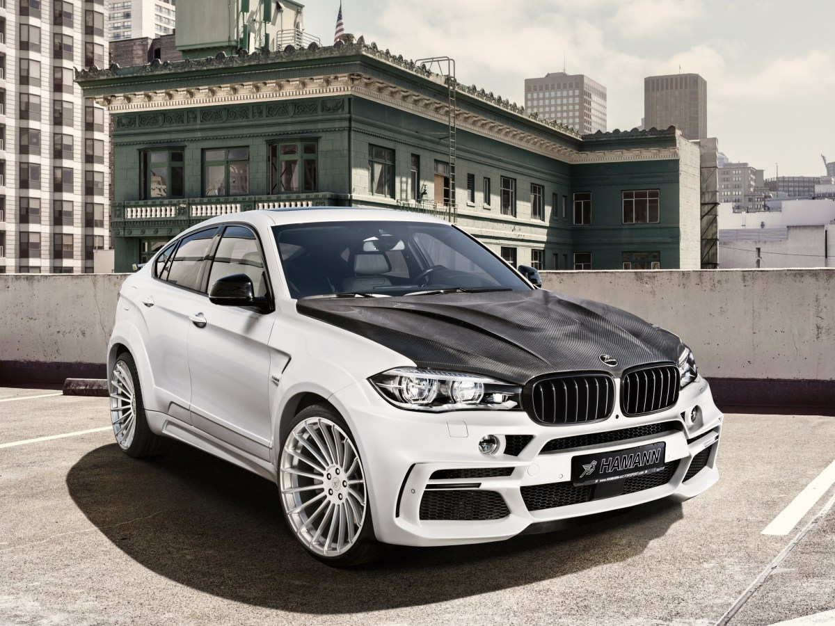 2016 Bmw X6 M Widebody F86 Hamann
