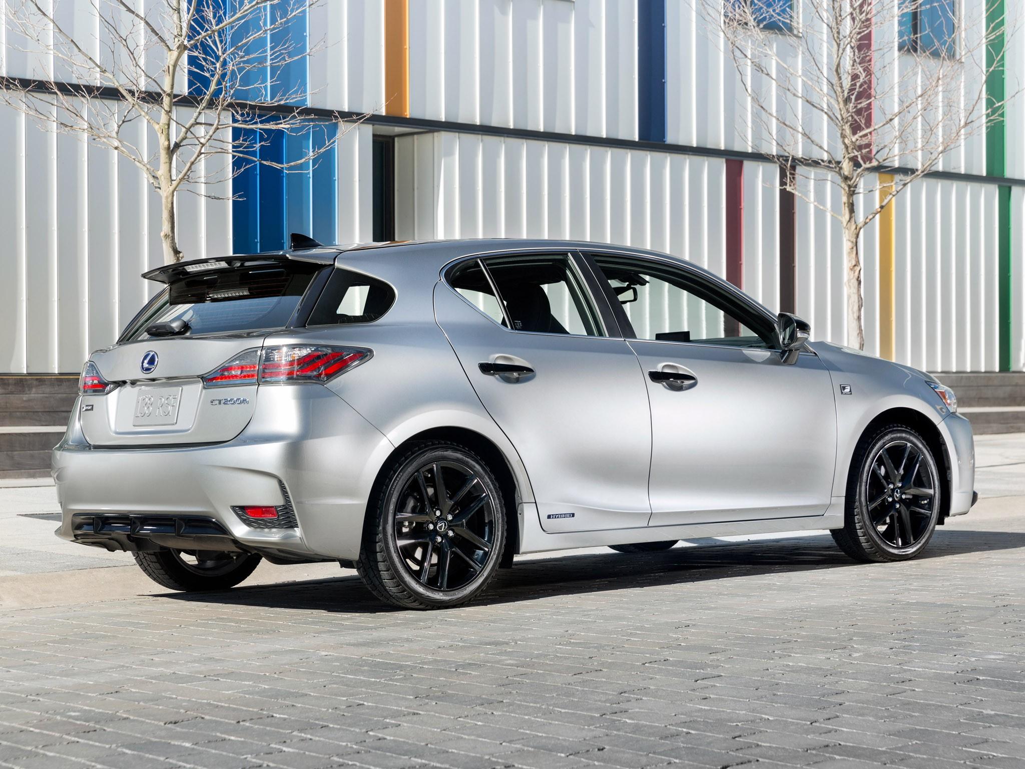 2016 Lexus CT 200h F-Sport Special Edition