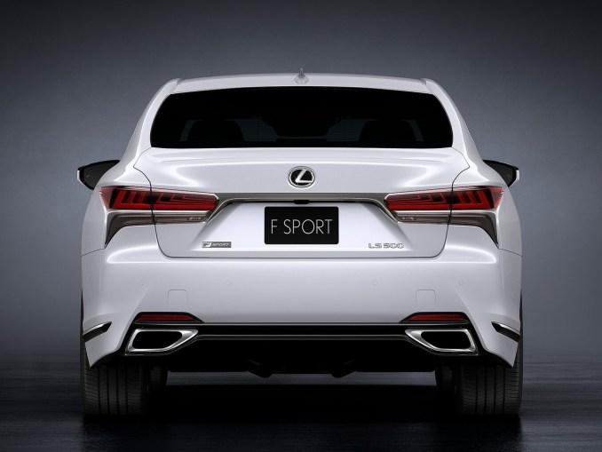 2018 Lexus LS 500 F-Sport