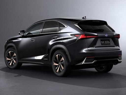 2018 Lexus NX 300h