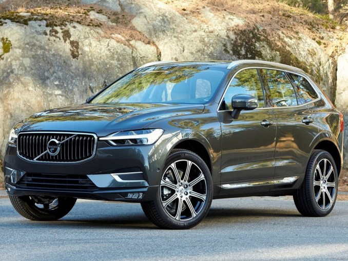 volvo xc60 2018 la nouvelle technologie de s curit et de confort. Black Bedroom Furniture Sets. Home Design Ideas