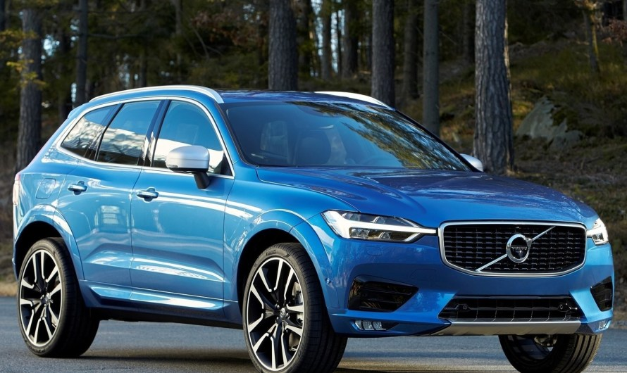Volvo XC60 2018 – Une motorisation hybride essence rechargeable