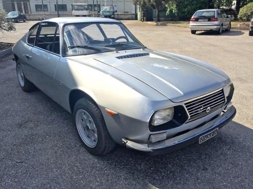 Lancia Fulvia Sport Zagato 1972