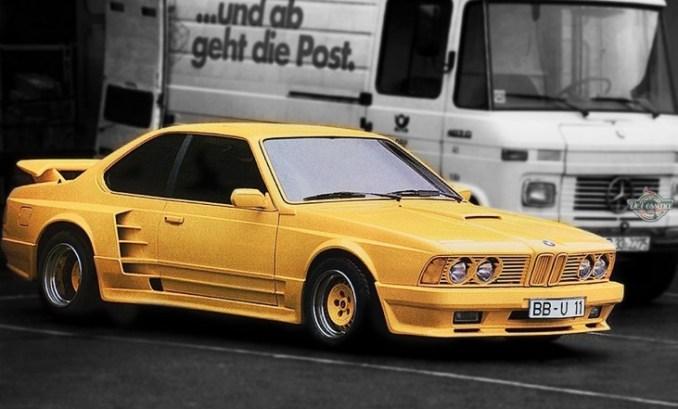 Gemballa M635 CSI