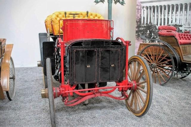1893 Meunier Double Phaeton