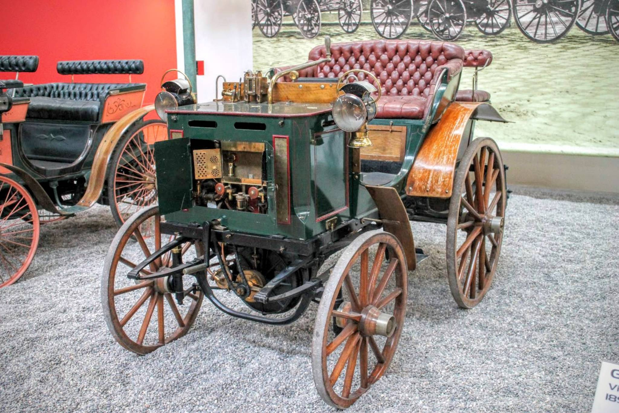1894 Panhard Levassor Phaeton