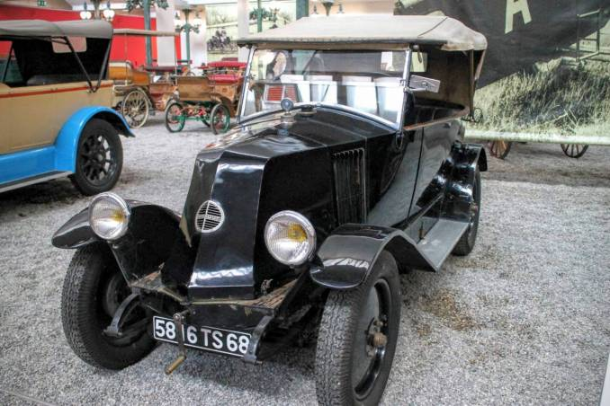 1913 Peugeot Torpedo Type 146