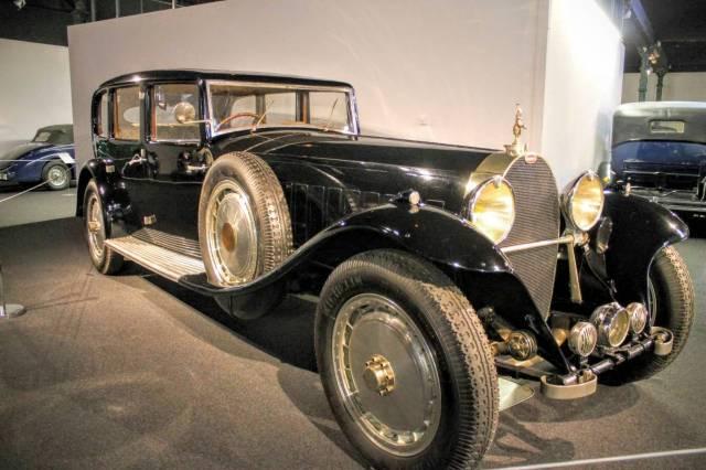 1933 Bugatti Limousine Type 4l Royale