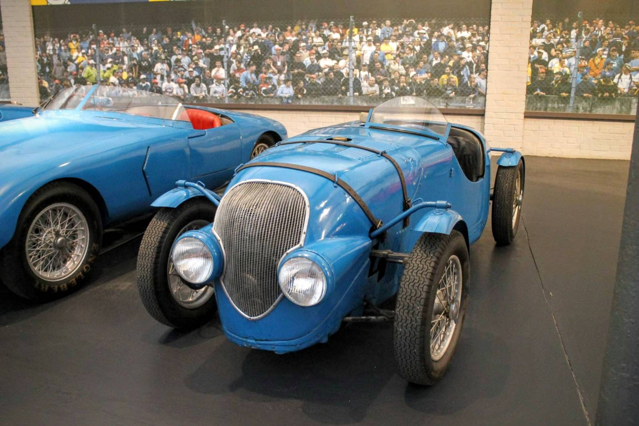 1937 Simca Gordini Biplace Sport Type 5