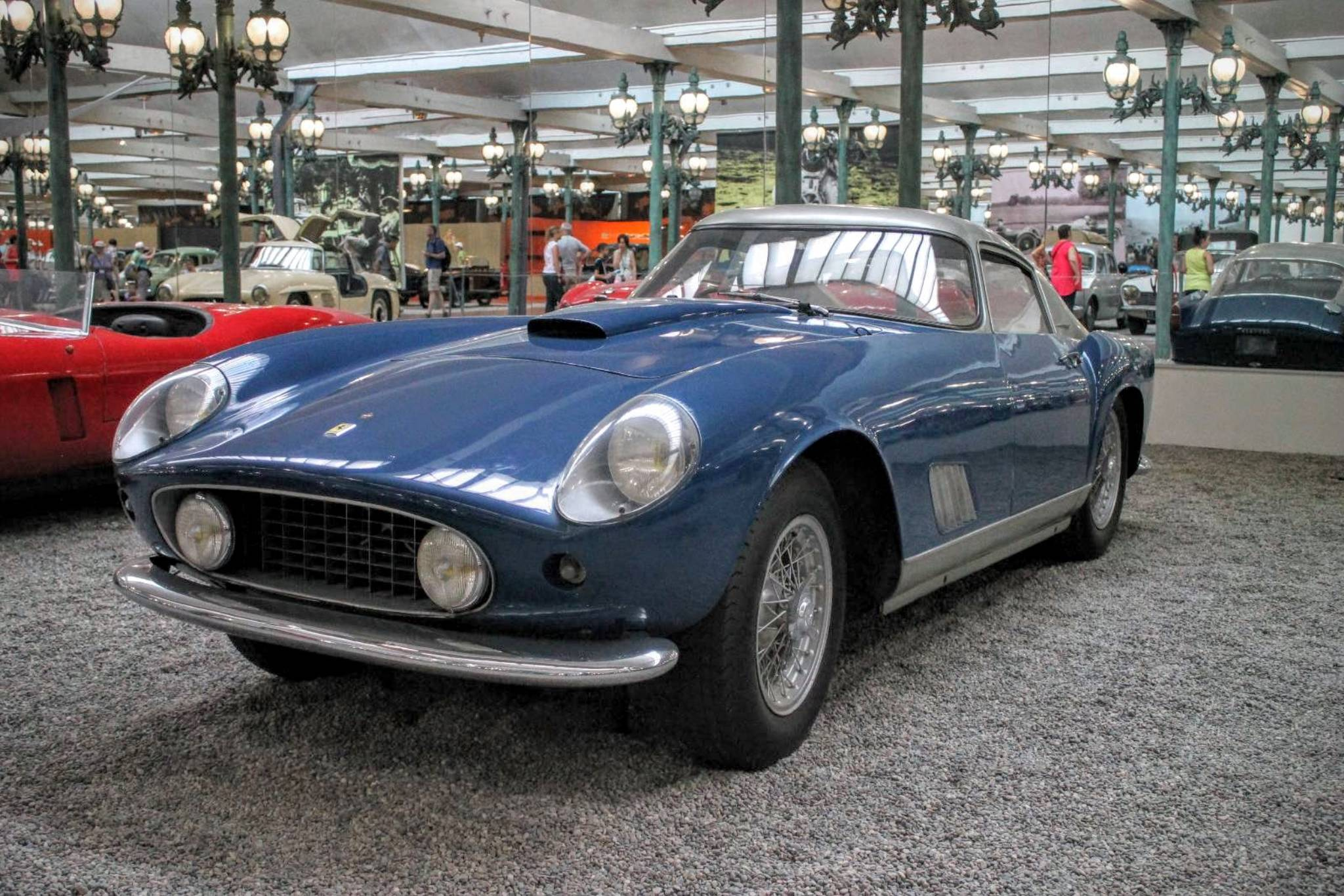 1954 Ferrari Coupe 450 AM