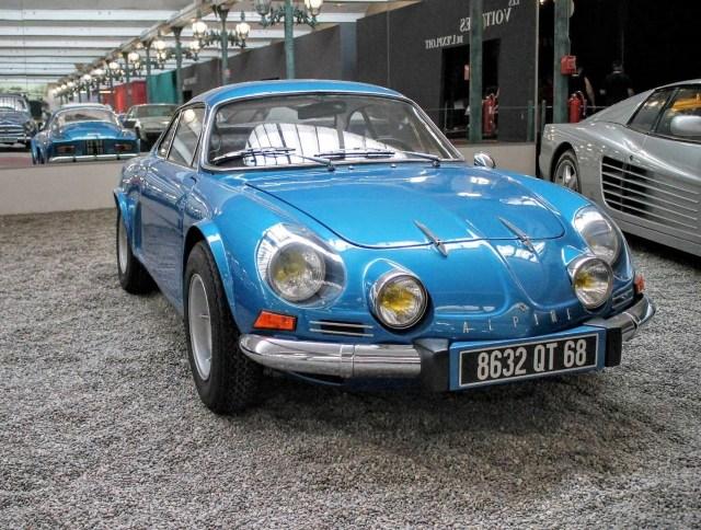 1976 Alpine Renault A110 1300 V85