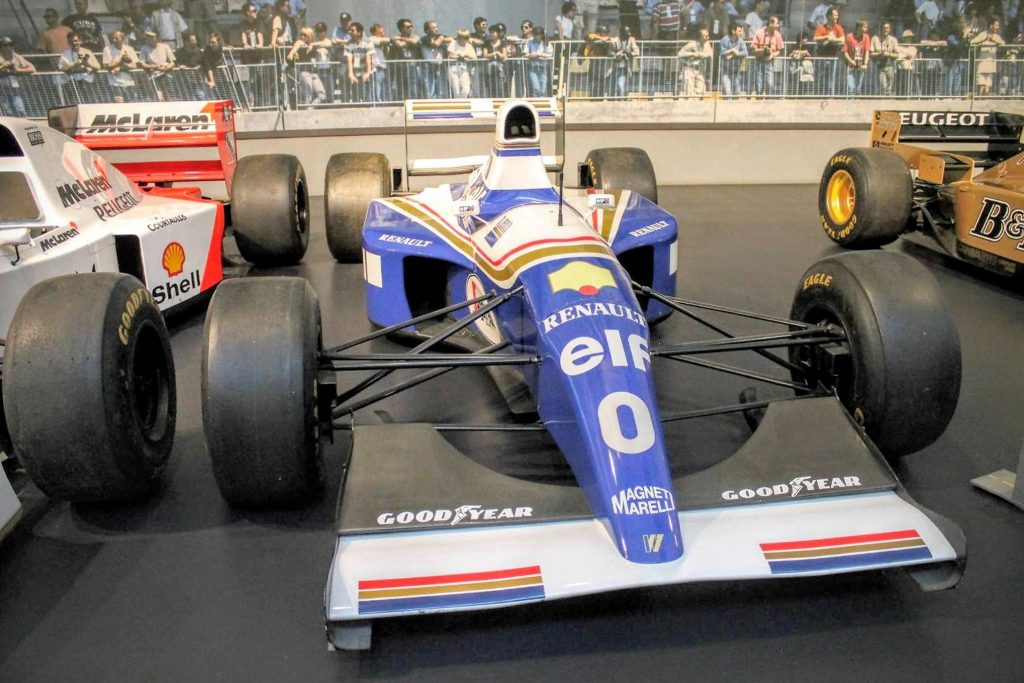 Williams Renault Type FW15c 1994