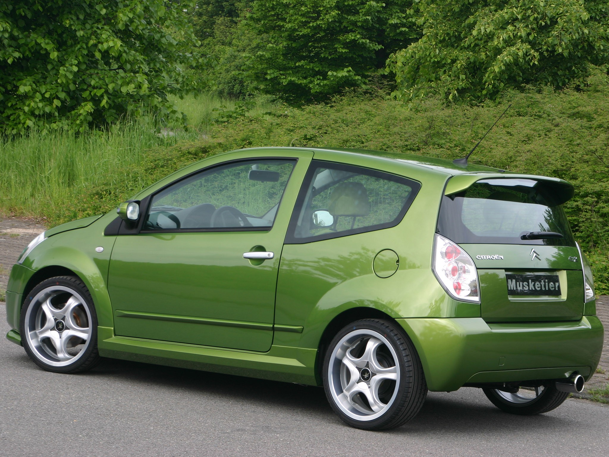 2003 Musketier Citroen C2