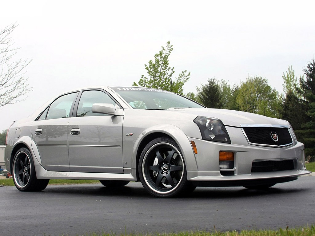 Cadillac CTS-V 2004 - Lingenfelter