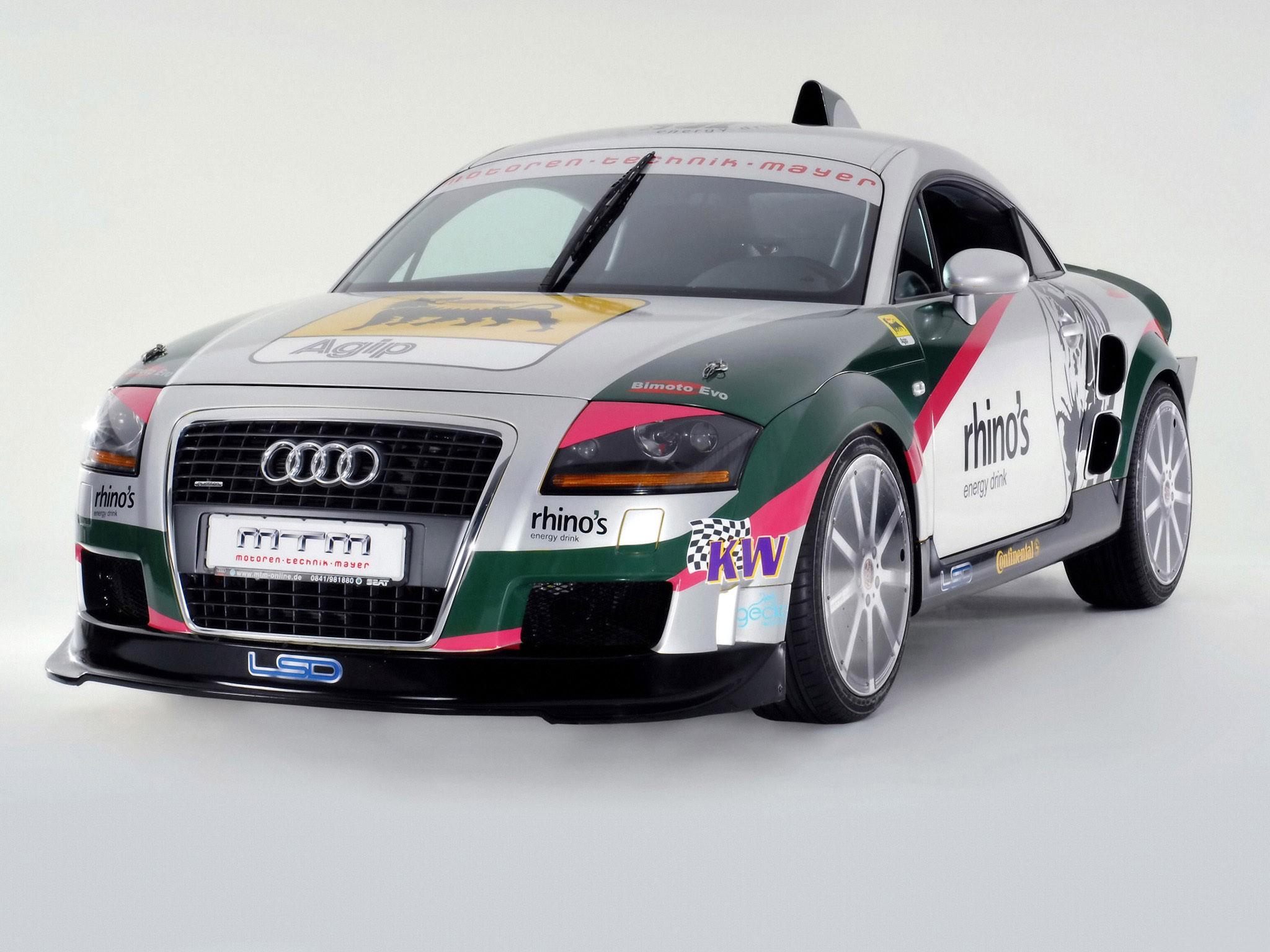 2007 MTM - Audi TT Bimoto