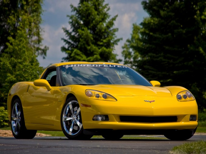 2008 Lingenfelter - Corvette C6 670 HP-Supercharged LS3