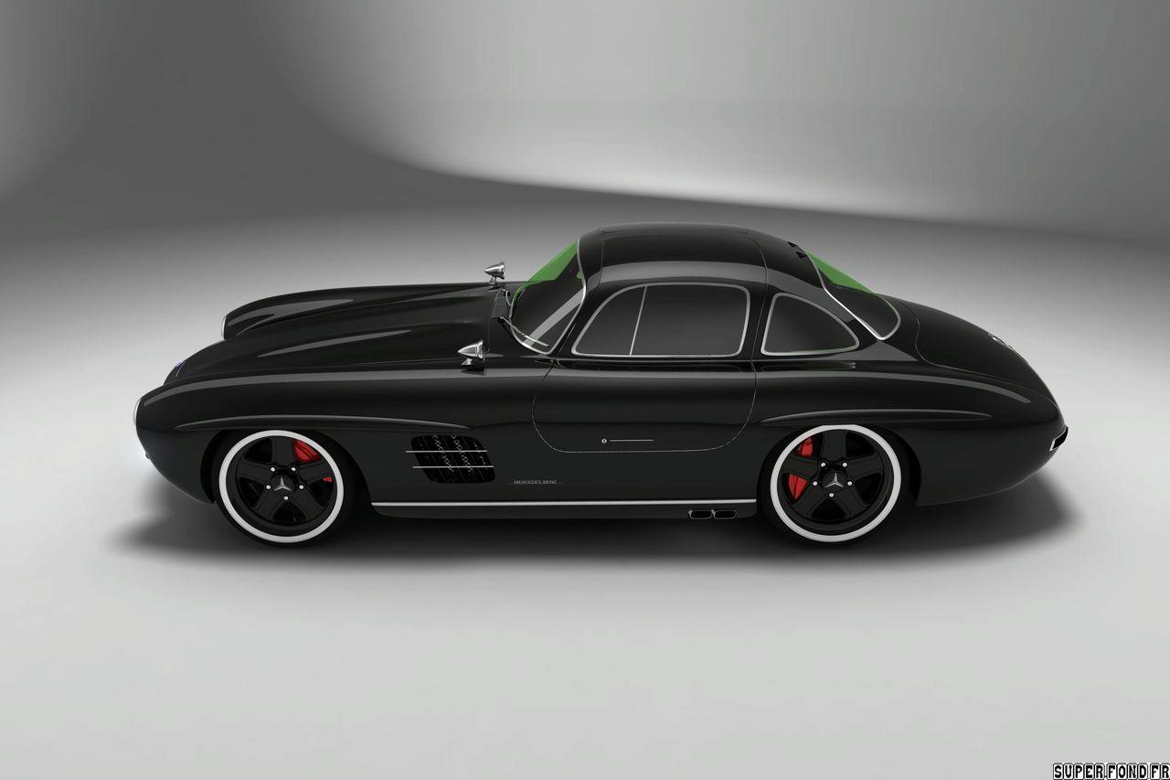 2009 GWA - Mercedes 300 SL Panamericana